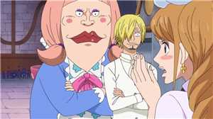 One Piece - 852 mkv - AniDex 720p