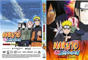 Naruto Shippuden Season 13 Complete English Dub