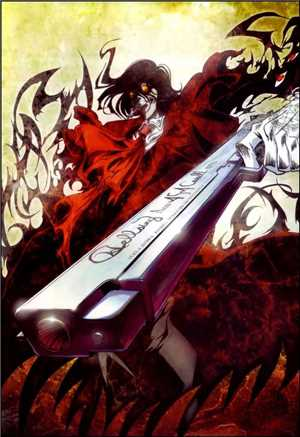 Hellsing Ultimate 1-10 Complete Neroextreme NTRG Dual-Audio BDRip-720p-8bit English Subbed