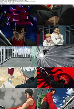 One Punch Man - 01 - 12 - AniDex 1080p Multiple Subtitle