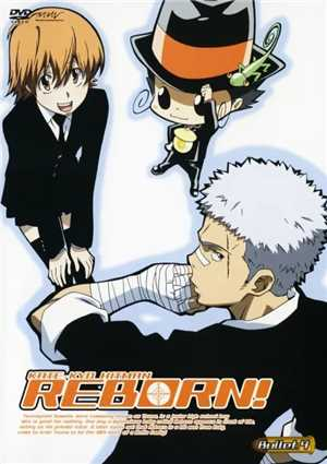 Katekyo Hitman Reborn! Season 4 360p PirateBoy SilverRG 074-101