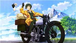 Kino's Journey - The Beautiful World - 04 English Dub MKV 5C9F6FE1 2017 Kino no Tabi