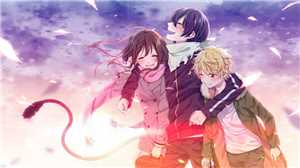 Noragami 01-12 1080p DUAL-AUDIO BD 5.1 AAC HEVC x265 pseudo Complete Season 01