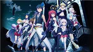 Trinity Seven Movie Eternity Library to Alchemic Girl 1080